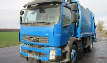 Śmieciarka Volvo FL 280  euro 5 full