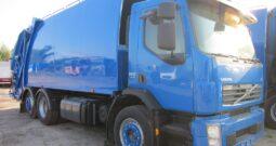 Śmieciarka Volvo FE 320 , EURO 5 , NTM