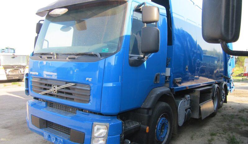 Śmieciarka Volvo FE 320 , euro 5 , NTM full